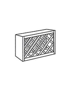 Wall Wine Rack Cabinet SE-3615WR